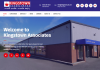 Kingstown Associates New Website Front Page